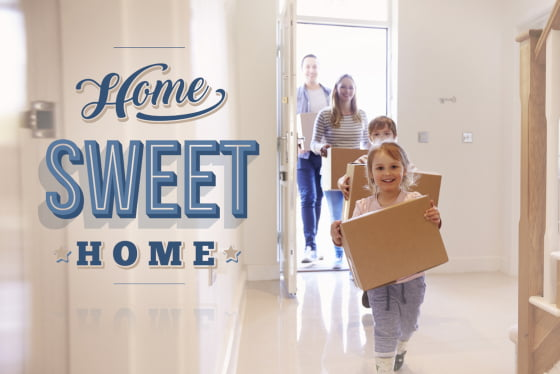 Get help with buying a new home