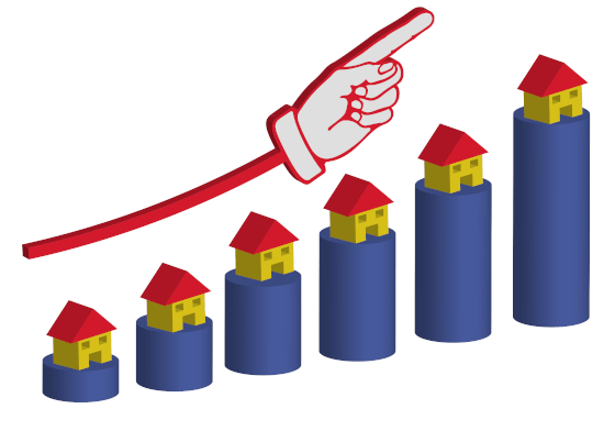 Mortgage applications soar as the housing market opens up